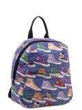 Голубой рюкзак S.Lavia в категории Детское/Рюкзаки для мальчиков. Вид 2