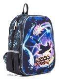 Серый рюкзак Lbags в категории Детское/Рюкзаки для мальчиков. Вид 2
