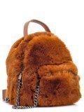 Рыжий рюкзак Angelo Bianco в категории Детское/Детские сумочки/Сумки для девочек. Вид 2