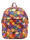 Оранжевый рюкзак Lbags в категории Детское/Рюкзаки для девочек. Вид 1