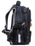 Чёрный рюкзак Winner в категории Детское/Рюкзаки для детей/Рюкзаки для первоклашек. Вид 3