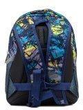 Синий рюкзак Lbags в категории Детское/Рюкзаки для мальчиков. Вид 4