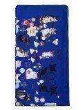Синий платок Palantinsky в категории Женское/Аксессуары женские/Платки. Вид 1