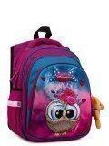 Розовый рюкзак Winner в категории Детское/Рюкзаки для девочек. Вид 2