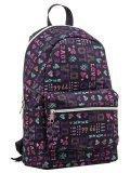 Сиреневый рюкзак S.Lavia в категории Детское/Рюкзаки для девочек. Вид 2