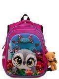 Розовый рюкзак Winner в категории Детское/Рюкзаки для девочек. Вид 1