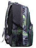 Серый рюкзак Lbags в категории Детское/Рюкзаки для мальчиков. Вид 3