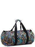 Голубая дорожная сумка Sarabella в категории Женское/Сумки дорожные женские/Дорожные сумки для ручной клади. Вид 2