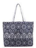 Синий шоппер S.Lavia в категории Женское/Сумки женские/Сумки женские молодежные. Вид 1